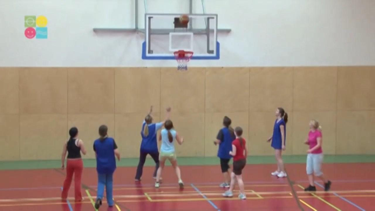 videa z tělocvičny